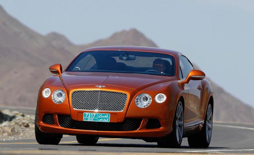 2012 Bentley Continental GT - Slide 7
