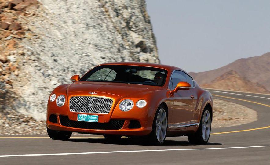 2012 Bentley Continental GT - Slide 8