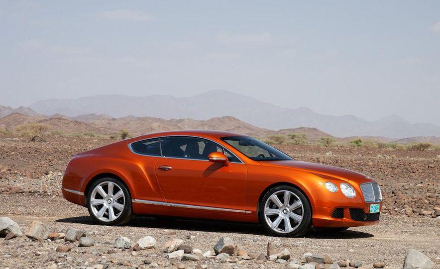 2012 Bentley Continental GT - Slide 9