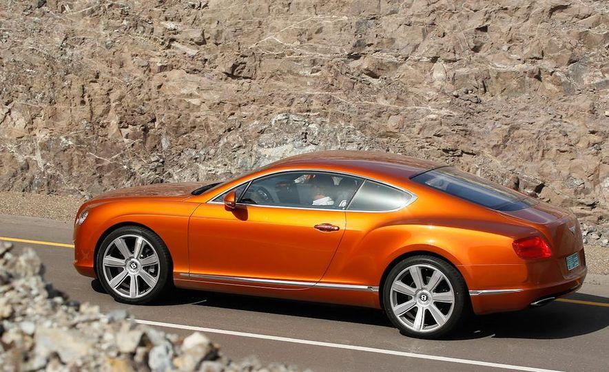 2012 Bentley Continental GT - Slide 10