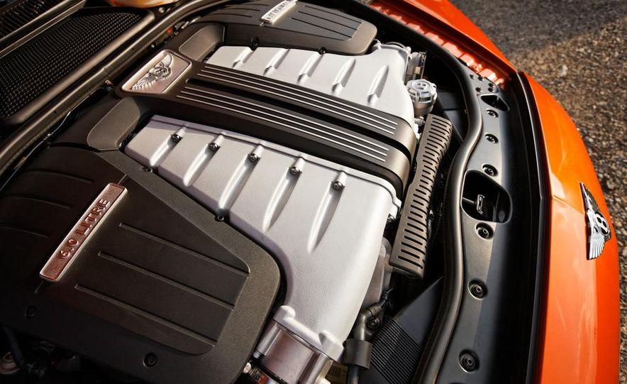 2012 Bentley Continental GT - Slide 42