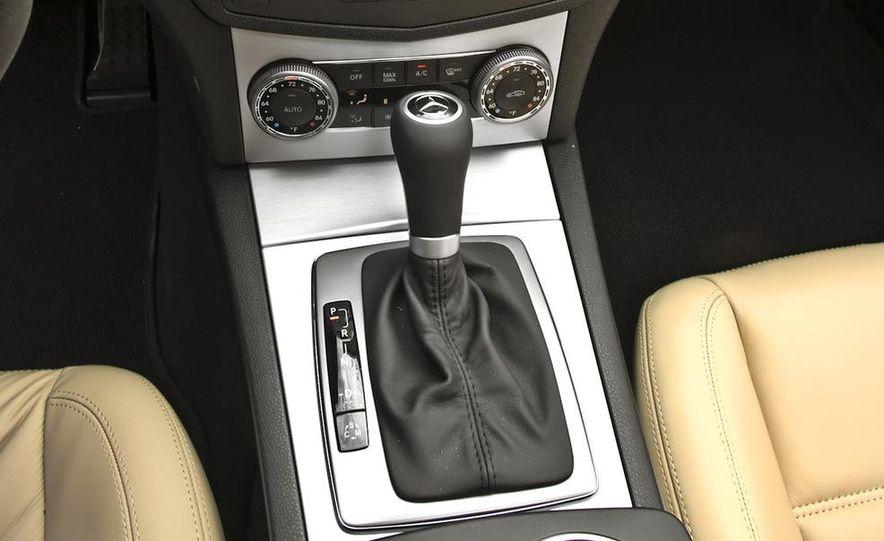2012 Mercedes-Benz C63 AMG Black Series (spy photo) - Slide 17