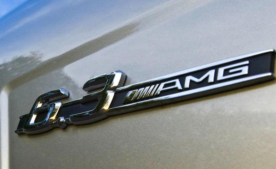 2012 Mercedes-Benz C63 AMG Black Series (spy photo) - Slide 11