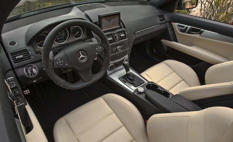 2012 Mercedes-Benz C63 AMG Black Series (spy photo) - Slide 13