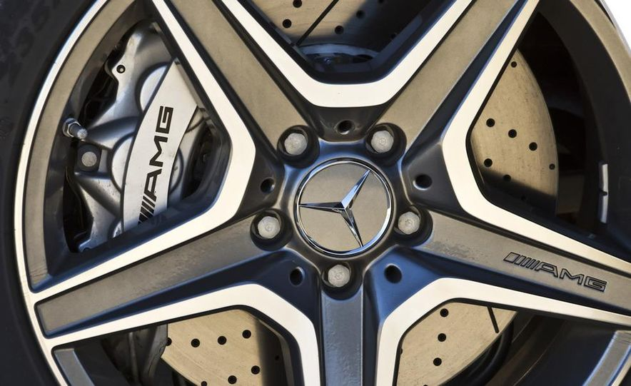 2012 Mercedes-Benz C63 AMG Black Series (spy photo) - Slide 10