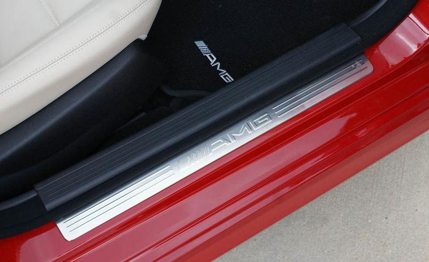2012 Mercedes-Benz C63 AMG Black Series (spy photo) - Slide 34