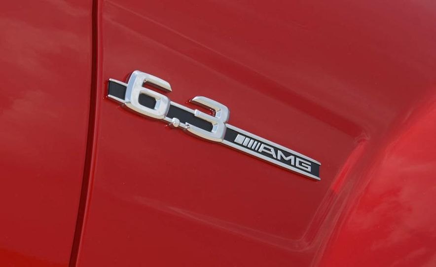 2012 Mercedes-Benz C63 AMG Black Series (spy photo) - Slide 38