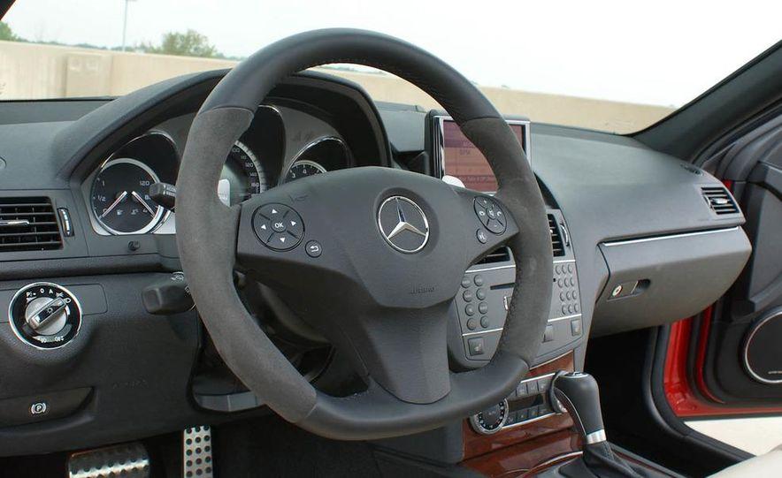 2012 Mercedes-Benz C63 AMG Black Series (spy photo) - Slide 40