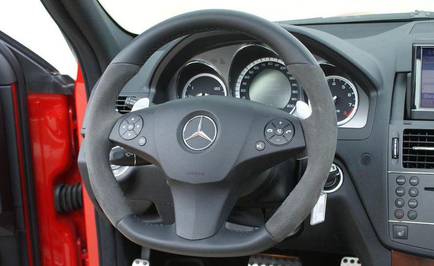 2012 Mercedes-Benz C63 AMG Black Series (spy photo) - Slide 44