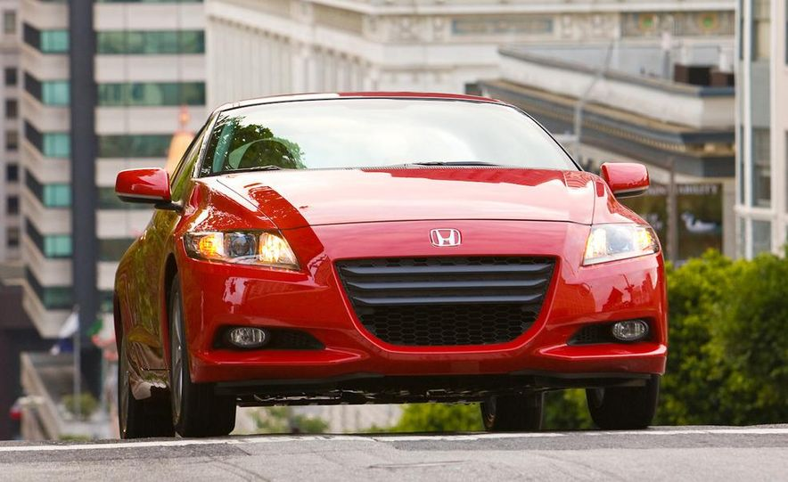 2011 Honda CR-Z EX - Slide 2