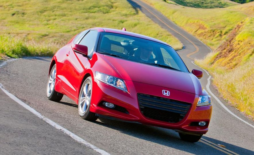 2011 Honda CR-Z EX - Slide 3