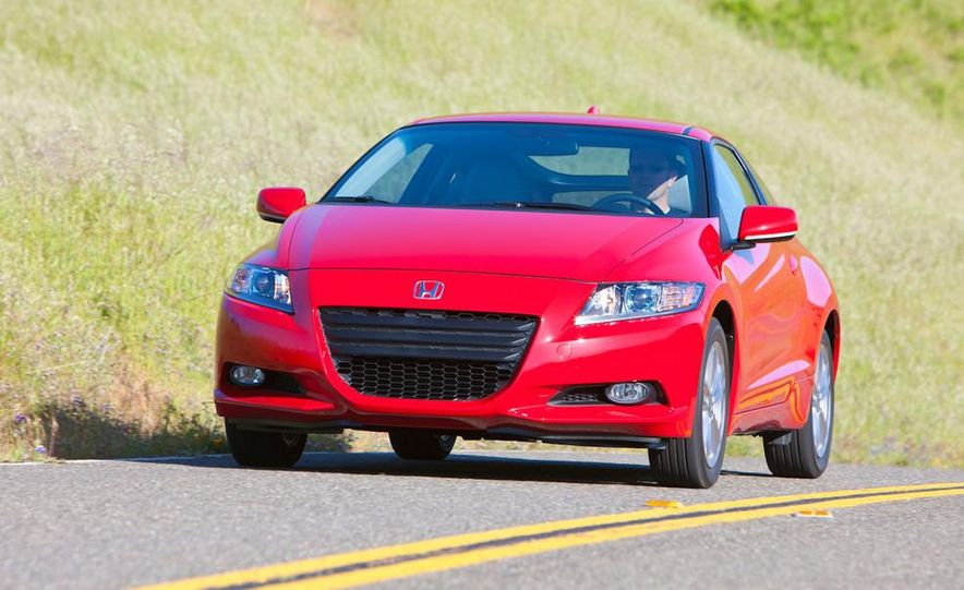 2011 Honda CR-Z EX - Slide 4