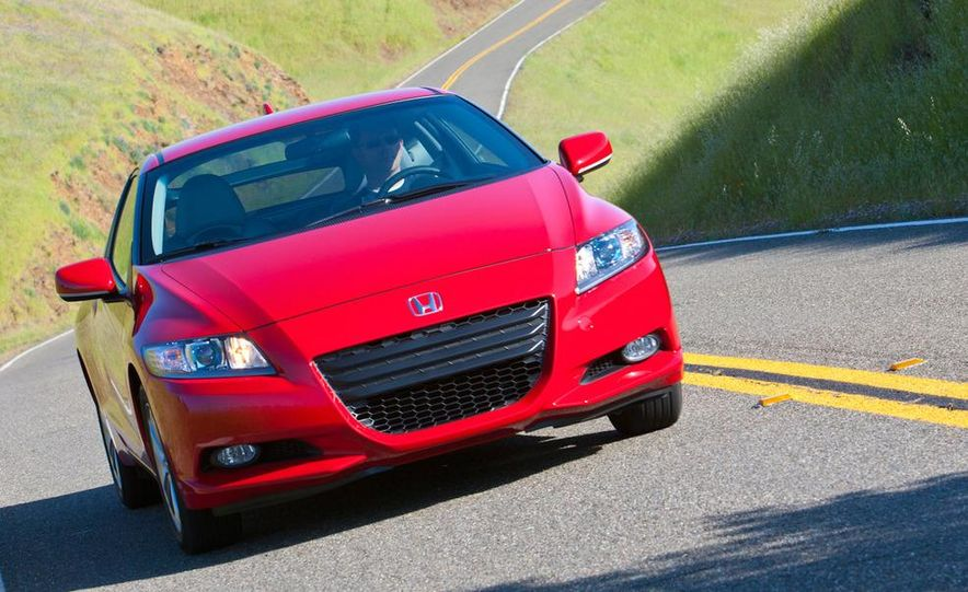 2011 Honda CR-Z EX - Slide 5