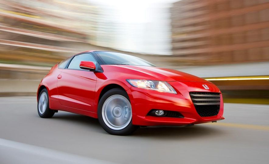 2011 Honda CR-Z EX - Slide 8