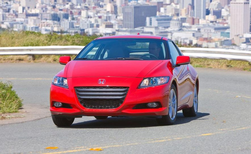 2011 Honda CR-Z EX - Slide 15