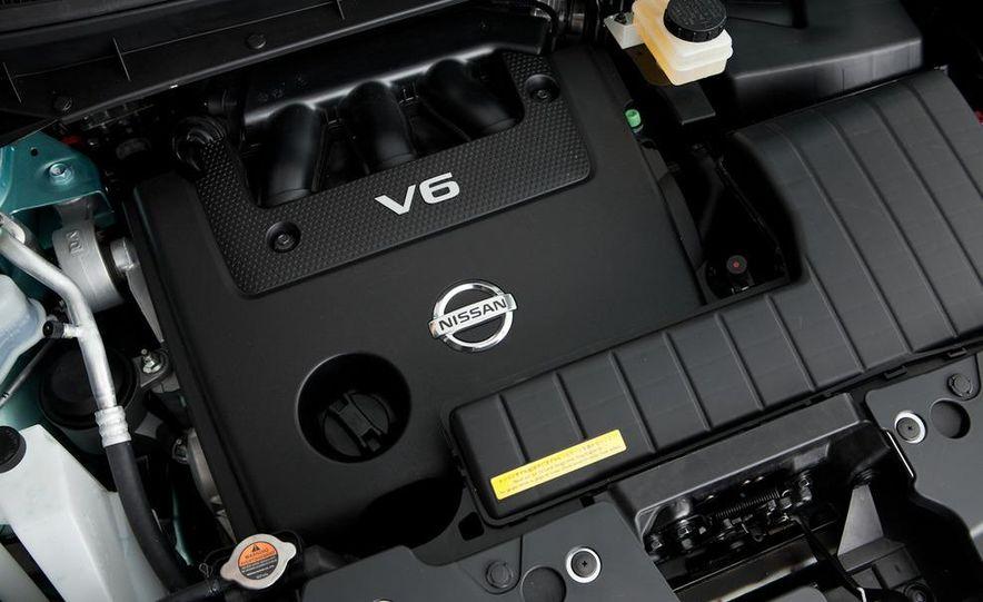 2011 Nissan Murano CrossCabriolet - Slide 67