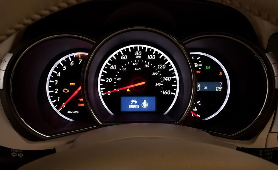 2011 Nissan Murano CrossCabriolet - Slide 62
