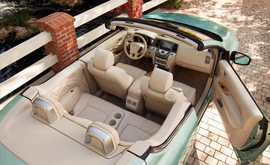 2011 Nissan Murano CrossCabriolet - Slide 55