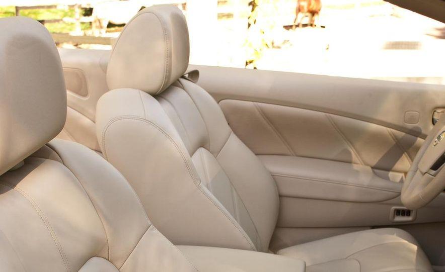 2011 Nissan Murano CrossCabriolet - Slide 58