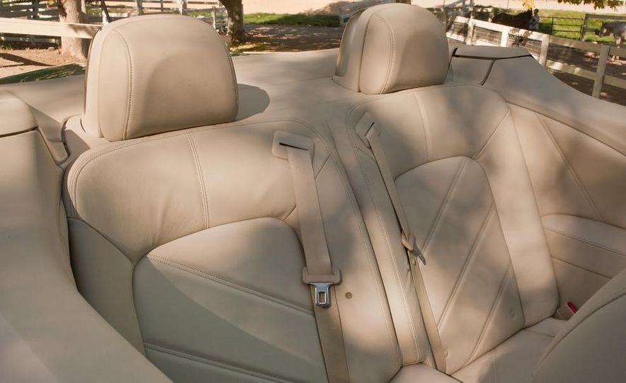 2011 Nissan Murano CrossCabriolet - Slide 59