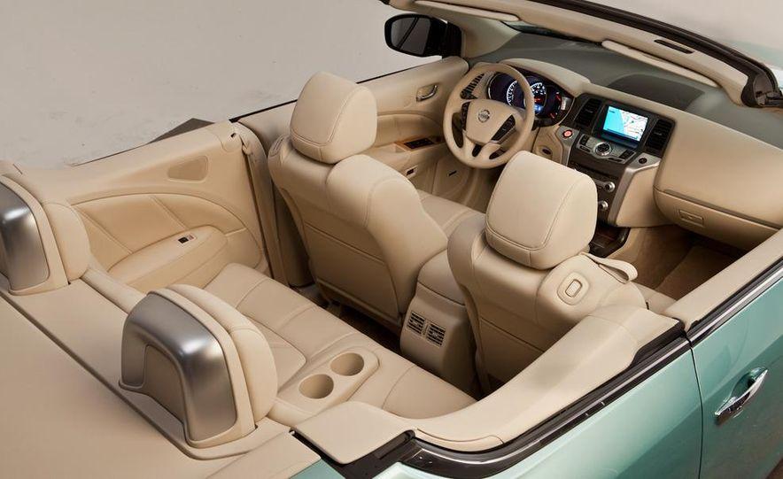 2011 Nissan Murano CrossCabriolet - Slide 65