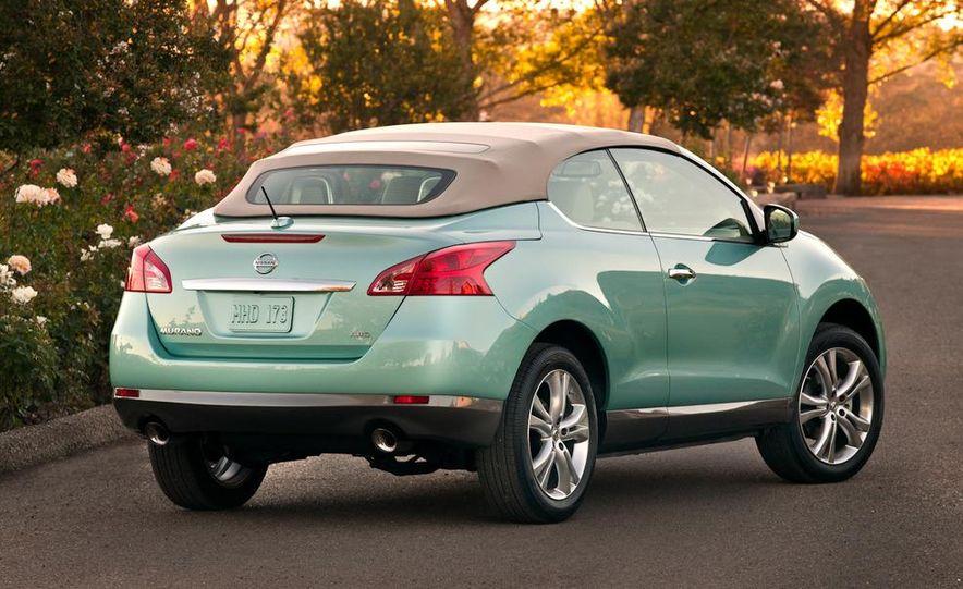 2011 Nissan Murano CrossCabriolet - Slide 22