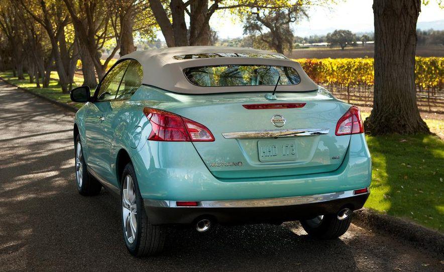 2011 Nissan Murano CrossCabriolet - Slide 28