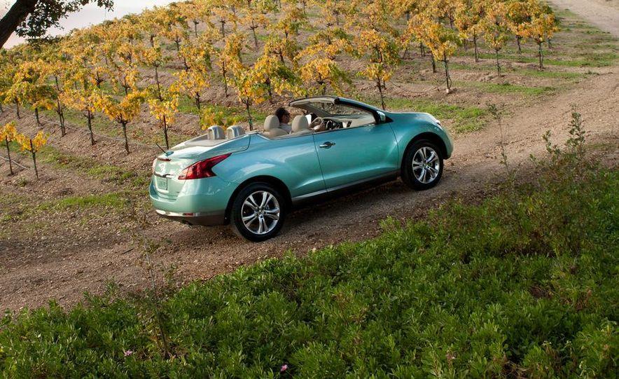 2011 Nissan Murano CrossCabriolet - Slide 38