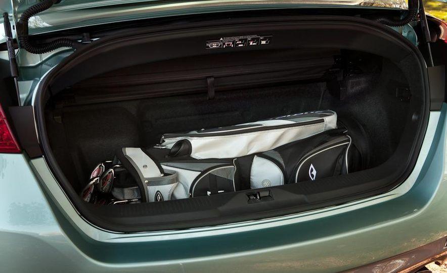 2011 Nissan Murano CrossCabriolet - Slide 42