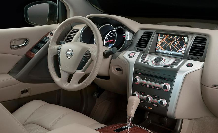 2011 Nissan Murano CrossCabriolet - Slide 77