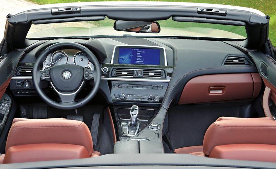2012 BMW 650i convertible - Slide 26