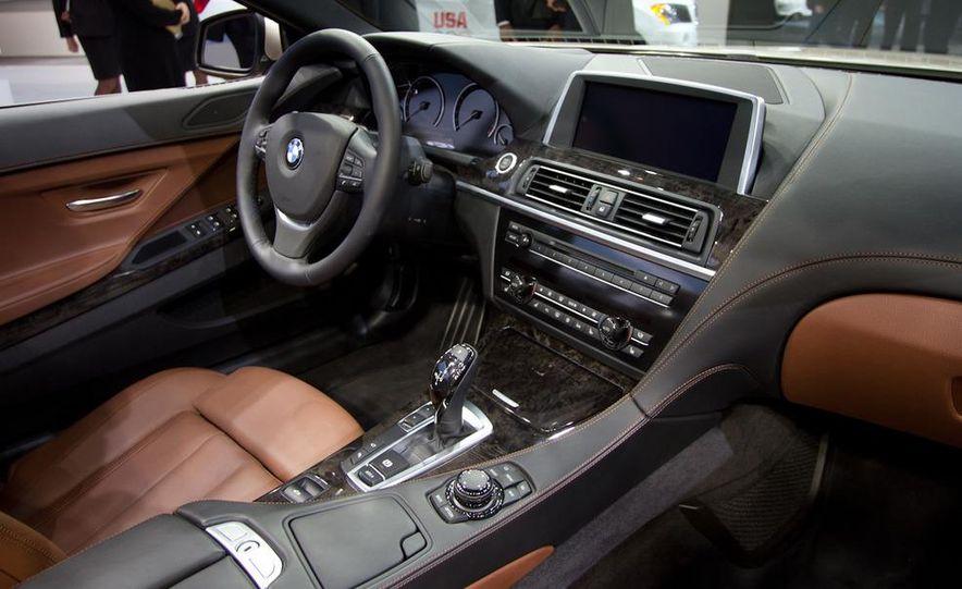2012 BMW 650i convertible - Slide 11