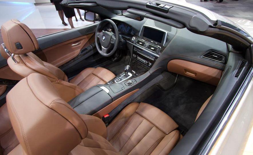 2012 BMW 650i convertible - Slide 13