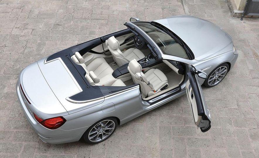 2012 BMW 650i convertible - Slide 23