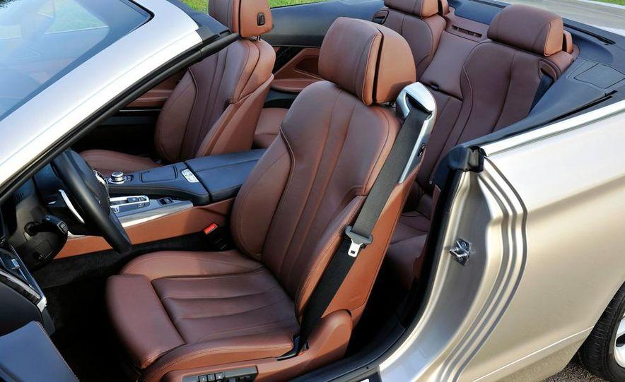 2012 BMW 650i convertible - Slide 25
