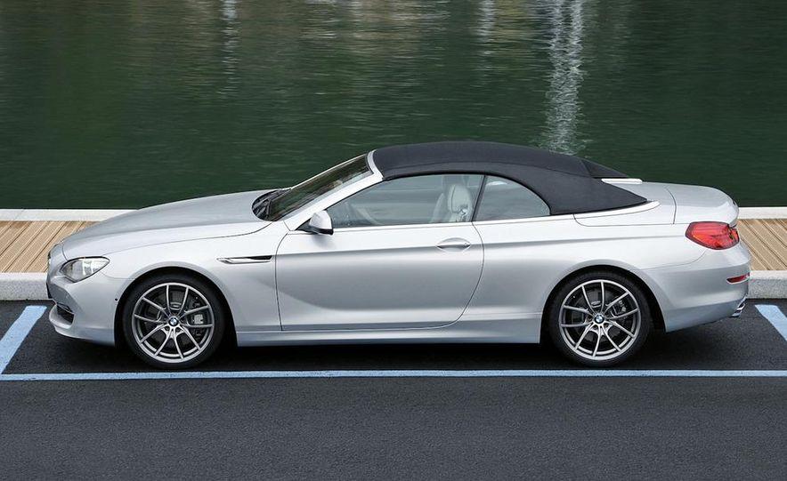 2012 BMW 650i convertible - Slide 21