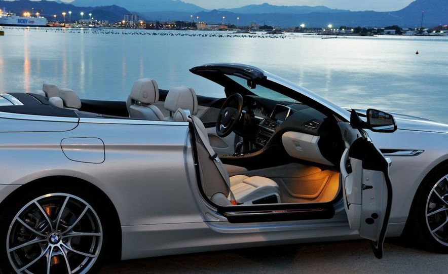 2012 BMW 650i convertible - Slide 24