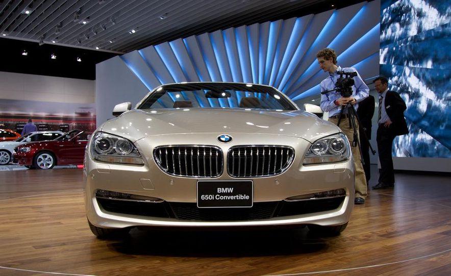2012 BMW 650i convertible - Slide 1