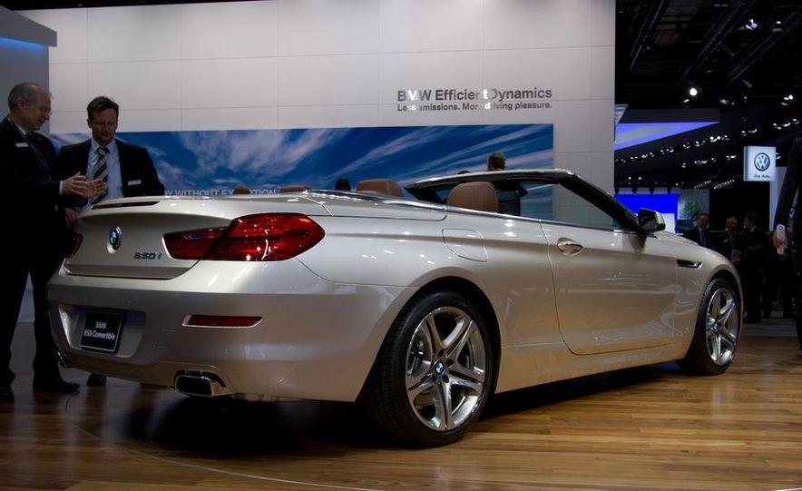 2012 BMW 650i convertible - Slide 2