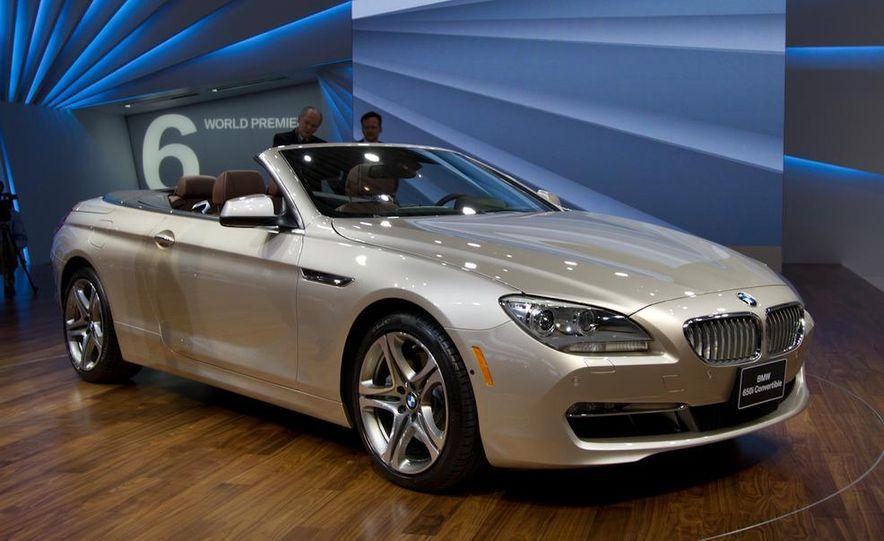 2012 BMW 650i convertible - Slide 4