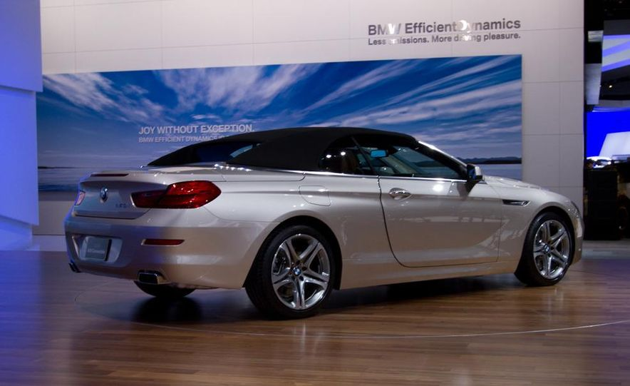 2012 BMW 650i convertible - Slide 6