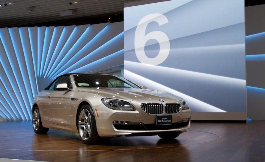 2012 BMW 650i convertible - Slide 9