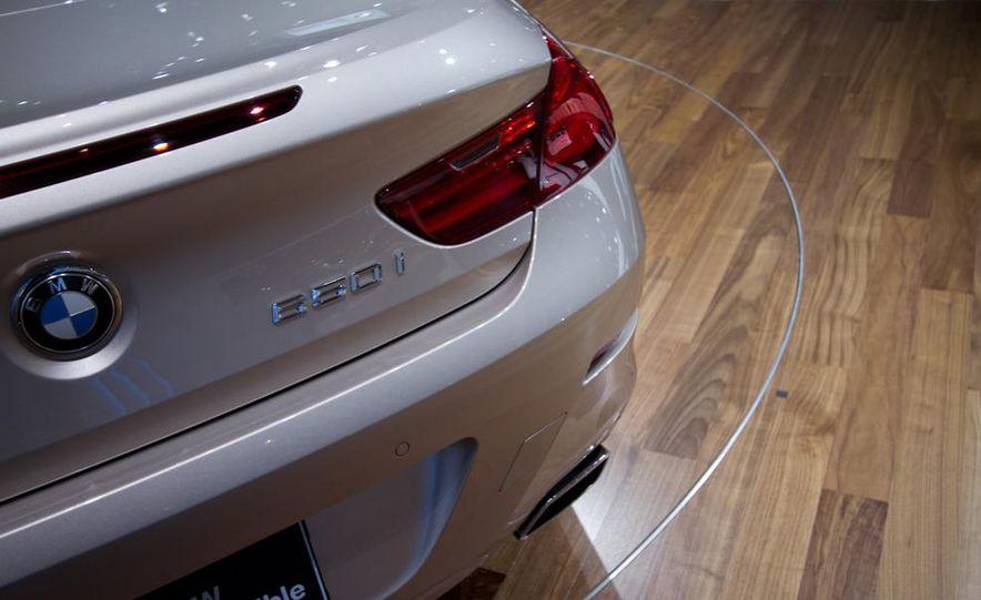 2012 BMW 650i convertible - Slide 10