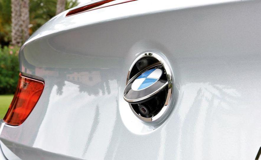 2012 BMW 650i convertible - Slide 22