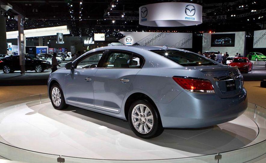 2012 Buick LaCrosse eAssist - Slide 1