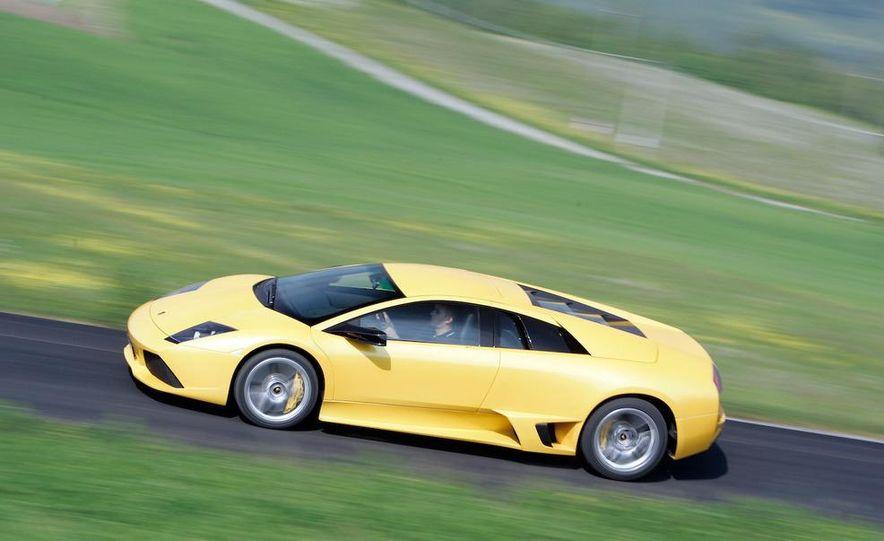 Lamborghini 6.5-liter V-12 engine - Slide 11
