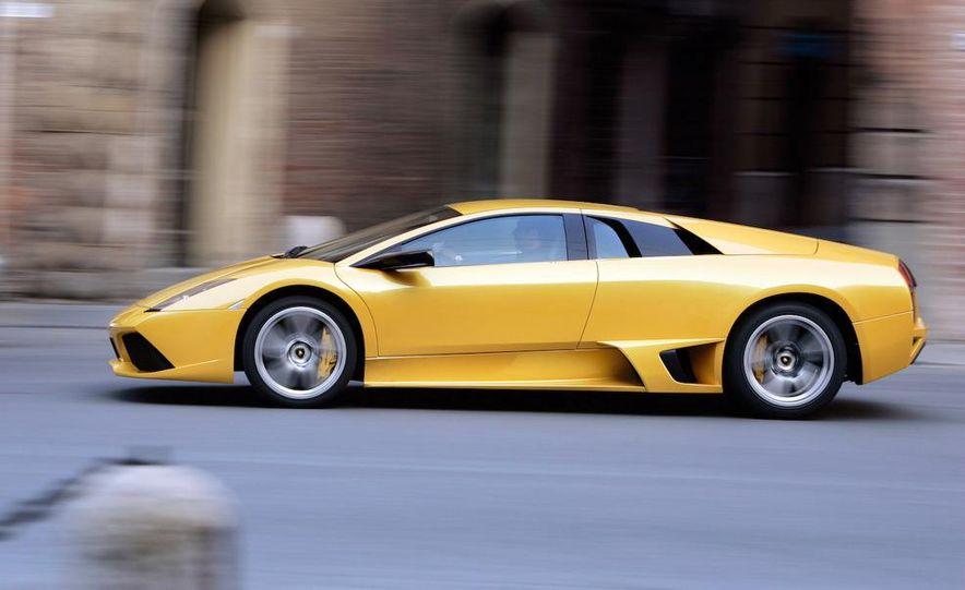 Lamborghini 6.5-liter V-12 engine - Slide 12