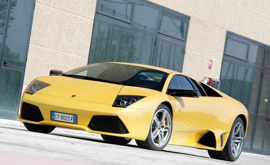 Lamborghini 6.5-liter V-12 engine - Slide 13