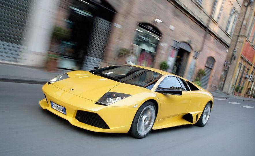 Lamborghini 6.5-liter V-12 engine - Slide 16