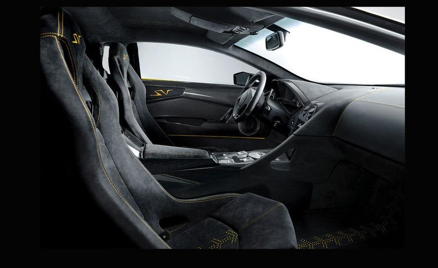 Lamborghini 6.5-liter V-12 engine - Slide 30